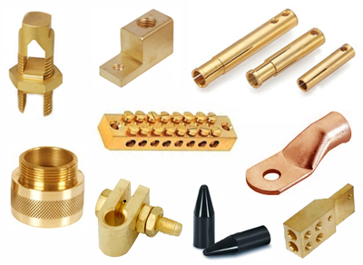 Brass Electrical Accessories And Brass Electrical Components From Jamnagar